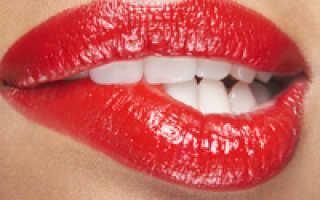 Стихи любимой девушке о губах